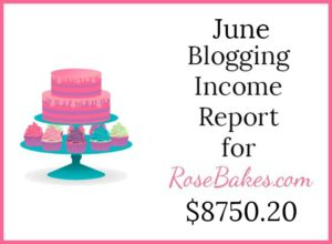 June 2017 Blogging Income Report